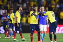 Brazil Held by Ecuador in Copa America Opener
