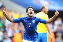 Eder's Late Stunner Against Sweden Fires Italy Into Last 16