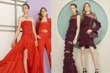 Elie Saab Draws on Japanese Culture For Resort 2017 Collection