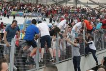 UEFA Charges Russia Over Violence, Enhances Stadium Security