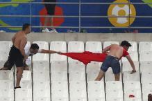 FIFA Slams 'Shameful Scenes' at Euro 2016