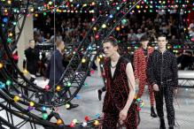 Dior Tough Guys Hot On Paris Catwalk