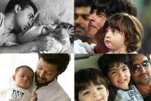 SRK to Hrithik Roshan: Presenting The Most Doting Fathers Of Bollywood