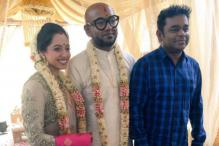 Inside Benny Dayal's Star-Studded Wedding Ceremony