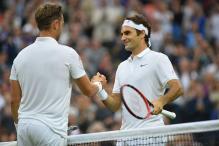 Roger Federer Ends Marcus Willis' Wimbledon Fairytale