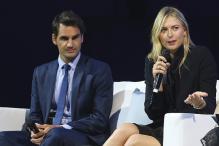 Roger Federer Backs Maria Sharapova's Doping Ban