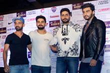 Cause Wins in Team Bollywood vs Team Cricket Football Match