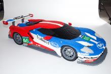 Lego Ford GT and GT40 Take the Le Mans Fever to a New High