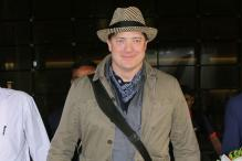 'The Mummy' Star Brendan Fraser Is in India to Shoot a Film in Delhi
