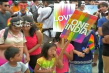 Watch LGBT Rights Activists Move SC to Quash Section 377