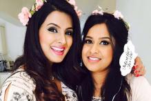 Snapshot: Geeta Basra's Baby Shower Photo Confirms Pregnancy