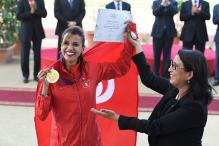 Habiba Upgraded to Olympic Gold After Opponent Tested Positive