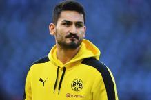 Manchester City Sign Ilkay Gundogan From Dortmund