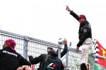Hamilton Ahead of Rosberg in Final European Grand Prix Practice