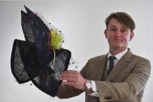 British Hat Maker Turns Heads With 'Outrageous' Creations
