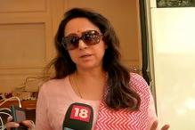 Hema Malini Creates New Twitter Account for Mathura Activities