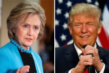 Hillary Clinton's Lead Over Trump Shrinks to Two Per Cent, Says Fresh Survey