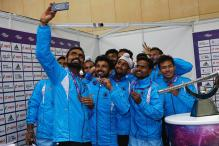 Hockey India Rewards Team for Super Performance in Champions Trophy