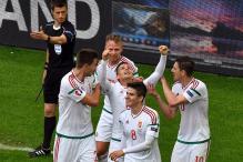 In Pics: Hungary Shock Austria; Ronaldo's Portugal Held in Euro 2016