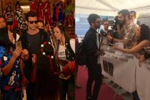 Hrithik to Shahid: Bollywood Celebrities Arrive in Style for IIFA Awards 2016