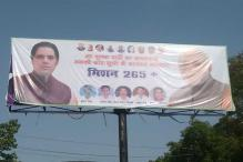 Varun Gandhi Billboards Dot Allahabad, Maurya Vies For Space