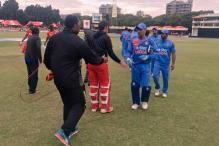 India Avoid Another Zimbabwe Scare to Clinch T20I Series