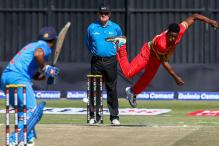 As It Happened: Zimbabwe vs India, 1st ODI In Harare