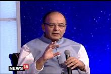 Watch: Jaitley on Black Money at Indian of The Year Award