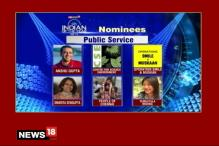 Indian of the Year 2015: Nominees in Public Service Category