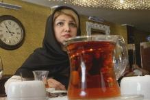Iran: The Slipping Scarf