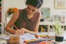 Stressed? 45 Minutes Of Aritstic Activity Can Help You