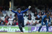 4th ODI: Jason Roy's 162 Powers England to Series Win Against SL