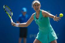 Local Hope Konta Falls to Saisai in Nottingham 2nd Round
