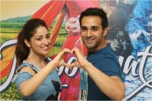 Pulkit And Yami Get Candid About Their Movie 'Junooniyat'