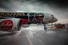 AirAsia Rebrands Aircraft in Rajinikanth's 'Kabali' Way