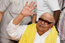 DMK Chief Karunanidhi Celebrates 93rd Birthday