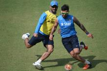 MS Dhoni is Lionel Messi, Virat Kohli in the Mould of Cristiano Ronaldo: R Ashwin