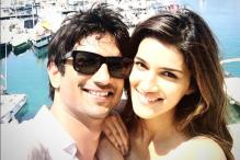 Kriti Sanon Reacts to Her Link up Rumour with Sushant Singh Rajput