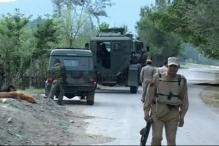 J-K: Suspected Militants Attack CRPF Camp; No Casualty