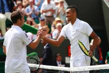 Nick Kyrgios Overcomes Gritty Radek Stepanek at Wimbledon