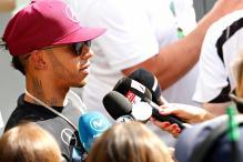Lewis Hamilton Ahead of Nico Rosberg in Baku as Rivals Struggle