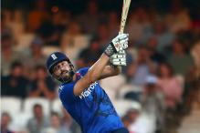 1st ODI: Liam Plunkett's Last-Ball Six Secures Tie Against Sri Lanka