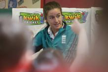 Women's Star Lydia Greenway Ends England Career