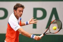 Defending Champion Nicolas Mahut Enter 2nd Round of Ricoh Open
