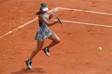 Garcia beats Ana Ivanovic on Grass for Spot in Semifinals