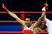 Boxers Vikas, Manoj Through to Olympics, Sumit in Hunt