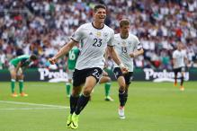 Mario Gomez Guides Germany Into Euro 2016 Knockouts