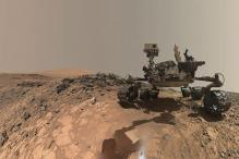 NASA Mars Rover Reaches Target Destination of Extended Mission