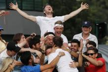 World Number 772 Marcus Willis Wins in Wimbledon Dreamland