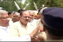 Political Drama Continues in Mathura, BJP Workers Try to Enter Jawahar Bagh